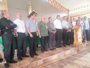 Hermana Arizete Miranda, miembro del Equipo Misionero Itinerante Panamazónico