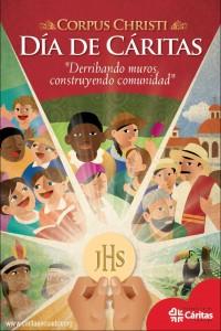 Afiche Corpus Día de Cáritas