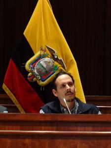 Responsable de Formación, Cáritas Ecuador.