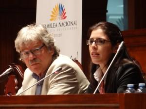 Representante de Asylum Access – Ecuador