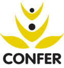 Logotipo de CONFER.