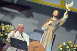 Papa Francisco - Img. Vaticano