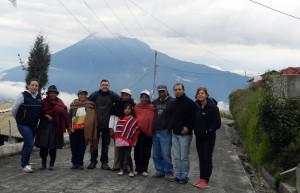 Comunidad de Cahuají Alto.