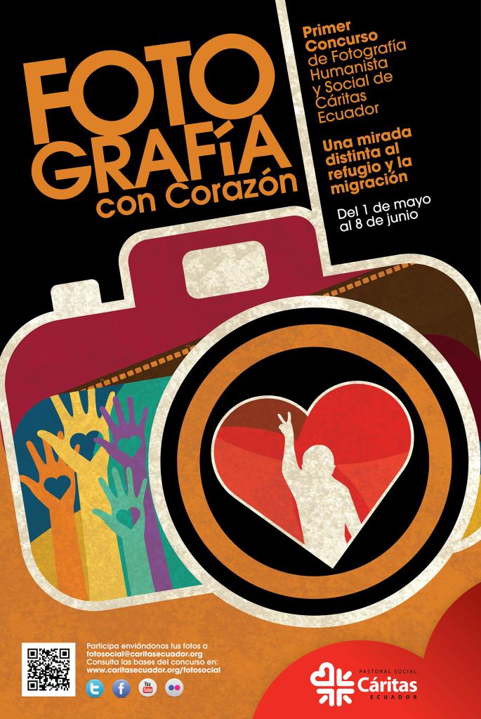 afiche fotografíaokout