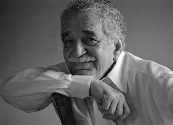 Gabriel García Márquez. Fuente de la imagen: www.banrepcultural.org